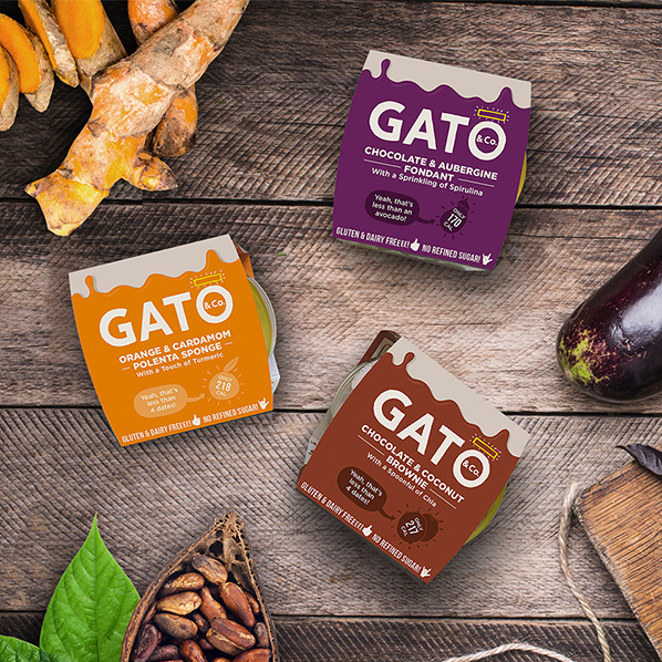 Mystery's delicious designs for GATO & CO